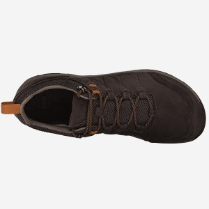 Teva Men's Arrowood Riva WP | Walnut | Top View