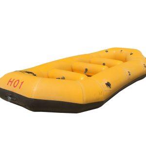 Hyside 13 FT Raft   Yellow   H01