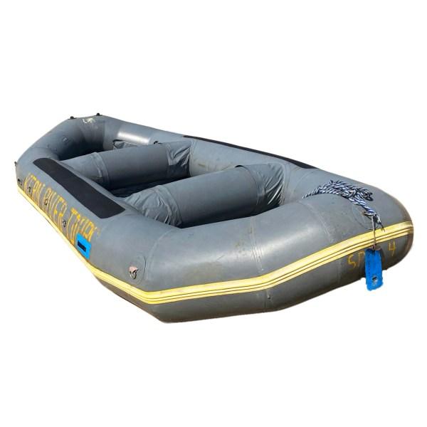 Avon | 16ft Pro | Bucket Boat | KRTDarrel