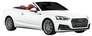 Rent Audi A5 Cabriolet in Dubai