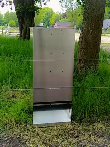 hooivoerautomaat haybutler