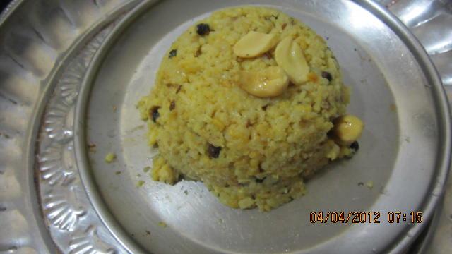 Venn Pongal & Sweet Pongal (2/2)