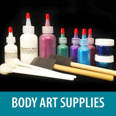 BODY ART SUPPLIES