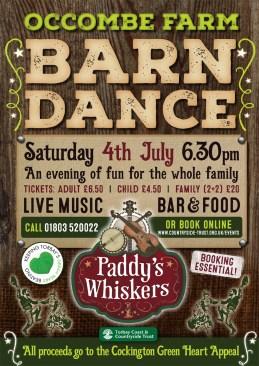 Occombe Farm Devon Barn Dance