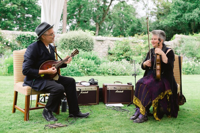 Acoustic Wedding Ceremony Music With Paddy's Whiskers Devon