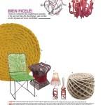 magazine espace contemporain, espaces du design, 15n d'architecture, tendances, maison, artistique, lustre, rose