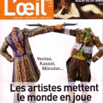 l'oeil magazine, artistes, art,