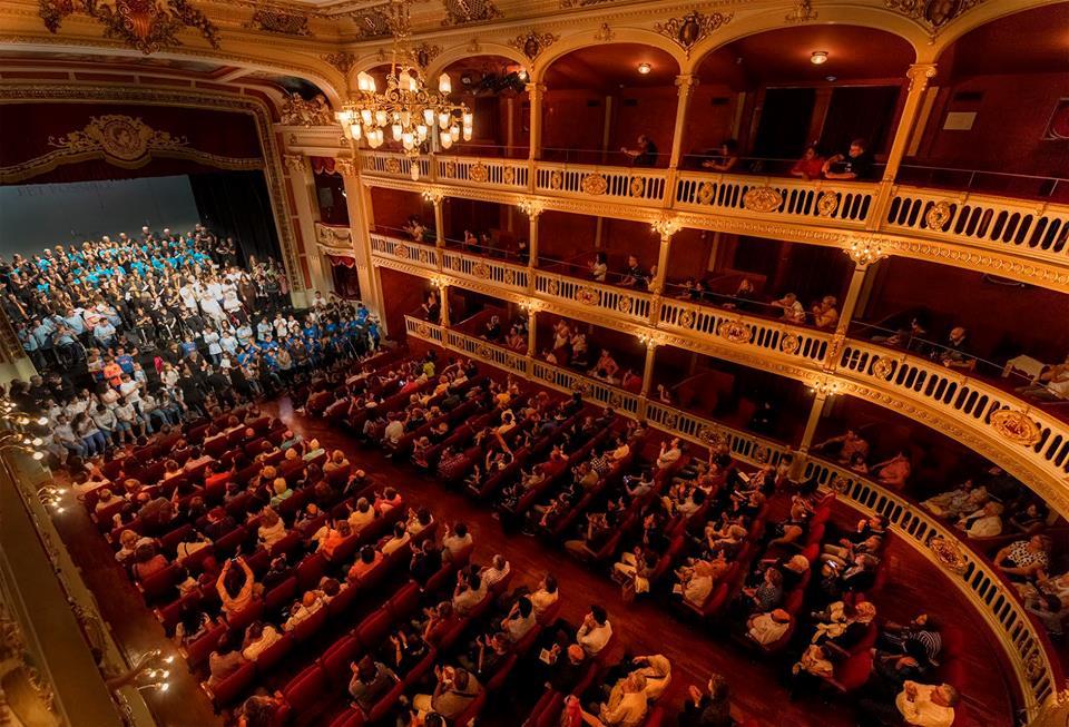 Concert popular al Teatre Bartrina de Reus