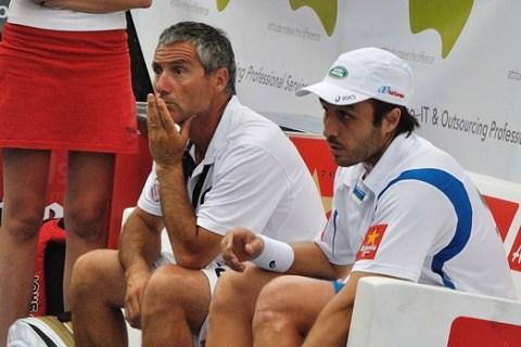 Miguel Sciorilli Miguel Sciorilli, el trainer del padel