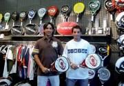 Sanyo y Christian Germán Gutiérrez renuevan con Vision