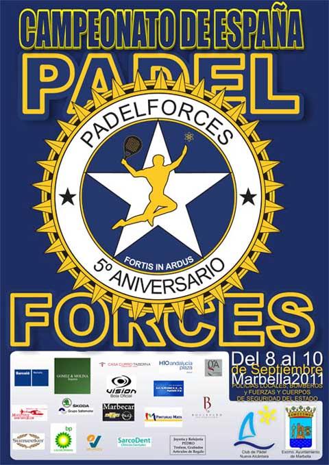 padelforce padelgood V Campeonato PadelForces. Marbella.