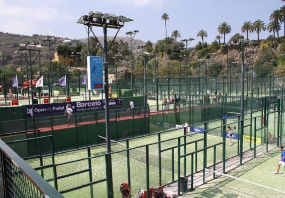 Barcelo Club la Calzada Padelgood Barceló bate récord con 1.000 inscritos (Las Palmas de Gran Canaria)