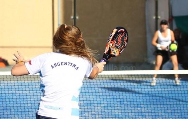 Mundial Mendores Seleccio%CC%81n Argentina InfoMelilla Padelgood Mundial Menores: España-Méjico y Argentina-Brasil, las semifinales.