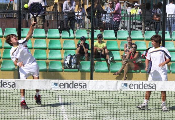 Mundial Menores semis elFaro Padelgood1 Mundial Menores: Llegan los encuentros finales