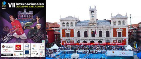 233 Cuartos de final femeninos en el PPT de Valladolid