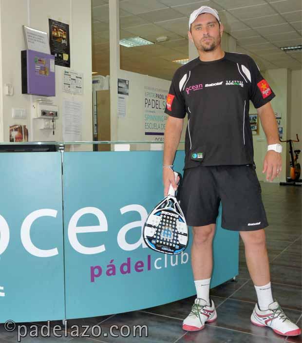 jordi munoz 2 Jordi Muñoz: En el #pádel, a partir de los 30 es cuando mejor juegas.