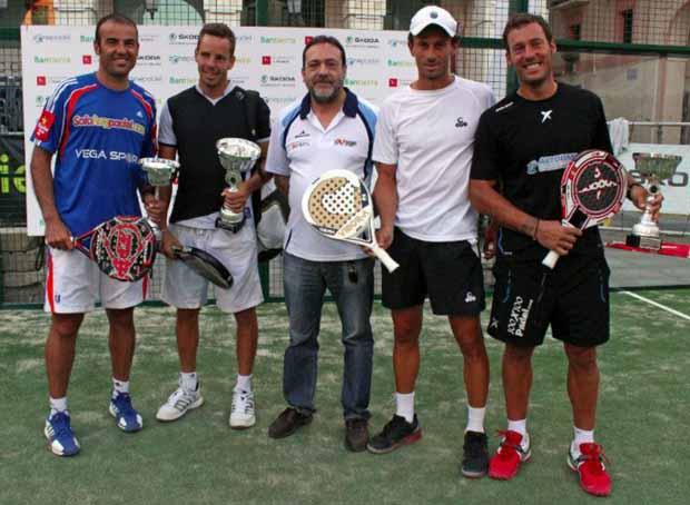 389056 464755936870075 98875026 n Willy Lahoz y Aday Santana vencen el II Torneo Ciudad de Huesca