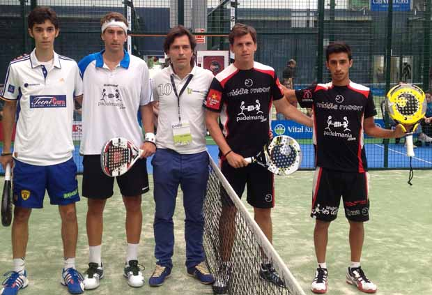 final sub 23 Ale Ruiz y Mati Marina, Campeones de España sub-23