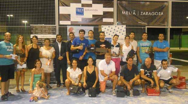 DSCN0402 Concluye el Torneo de #Padel Tryp Zaragoza