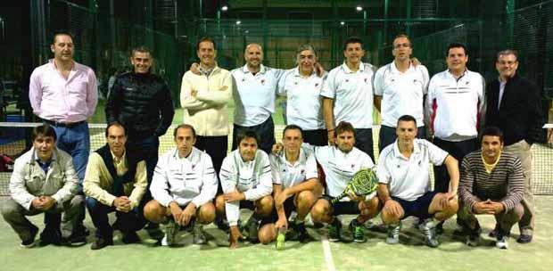 Tenis Masculino Crónica Campeonato Navarro por Equipos de Veteranos de Clubes