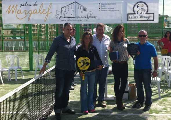 ekke2 Biglieri - Sanmartí y Marrero - Duran vencen en el Gran Slam Palau de Margalef