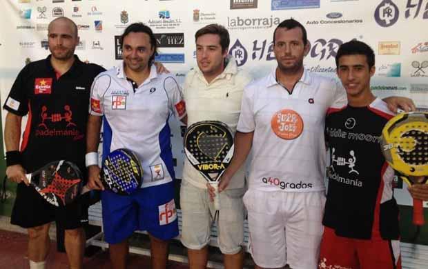 tamame cepero godo juanjo German Tamame y @AlvaroCepero vencen el V Torneo Herogra Fertilizantes Memorial Miguel Aguilar
