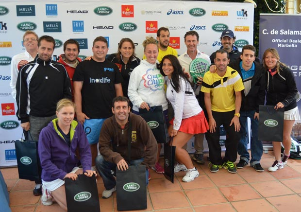 Campeones Master Marbella