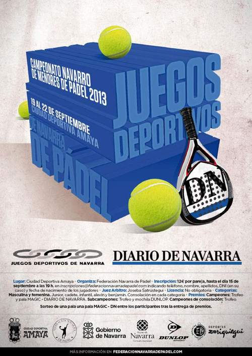 Campeonato Navarro Menores 2013