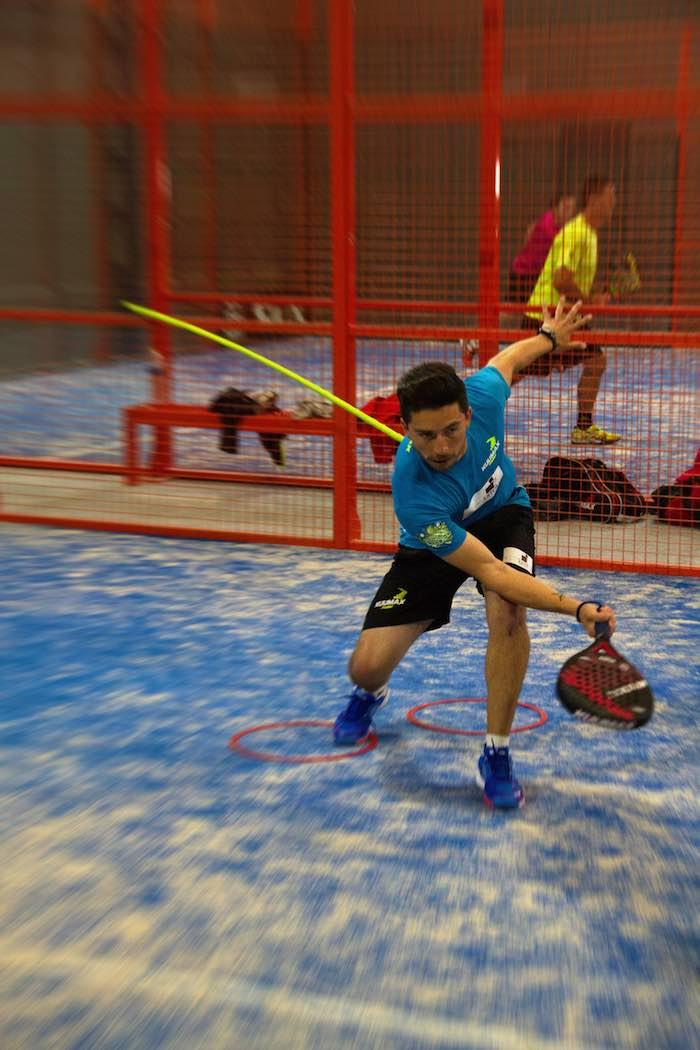 Mejorar tu preparación física te hace mejor jugador de padel1 5ª semana. Pretemporada de padel para jugadores amateurs
