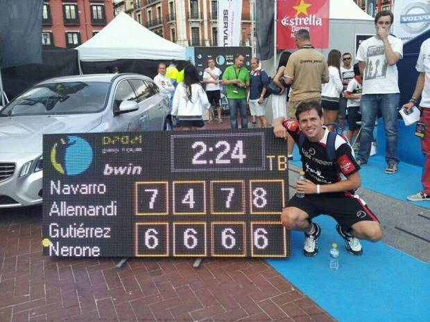 semifinal World Padel Tour Valladolid