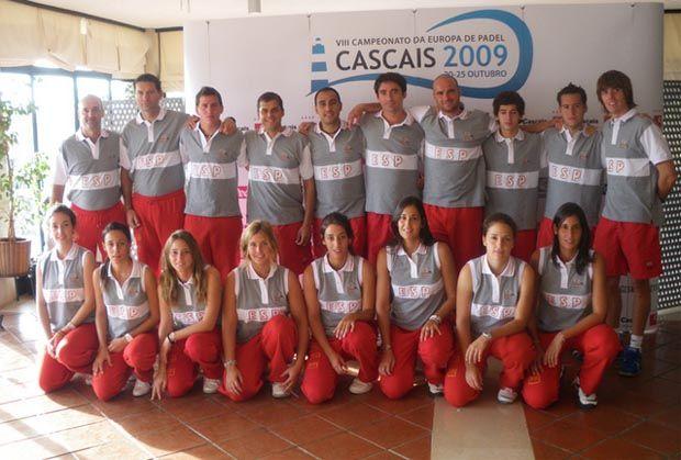 equipo español campeonato de europa 2009