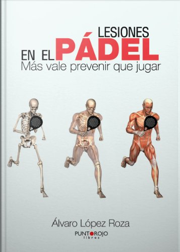 Libro sobre lesiones en padel
