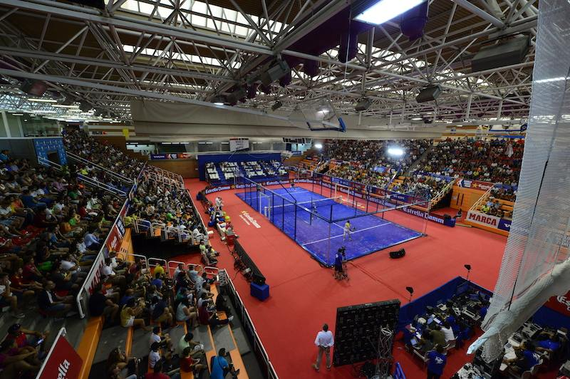 World Padel Tour Alcobendas panoramica wpt