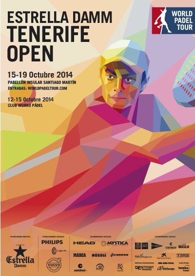 Cuadros World Padel Tour Tenerife