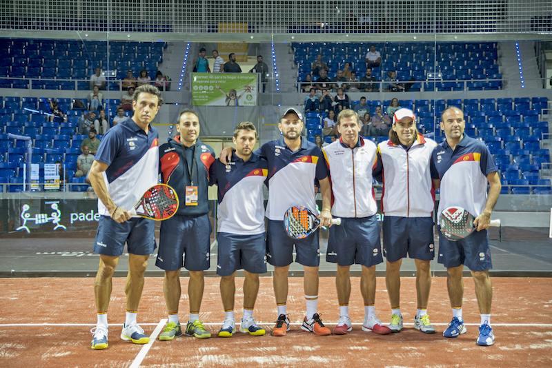 mundial de padel semifinales