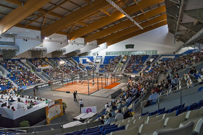 Palma será sede en 2016 de una prueba del World Padel Tour