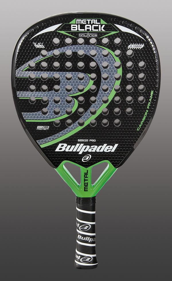 Bullpadel blackmetal