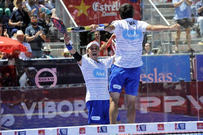 Finales World Padel Tour Valladolid Belasteguin Lima