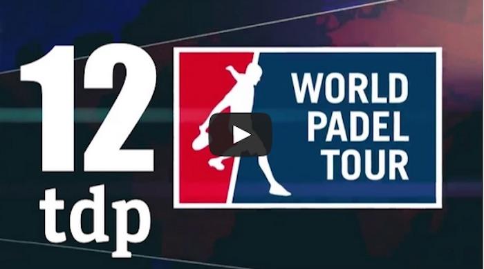 Programa 12 World Padel Tour 2015