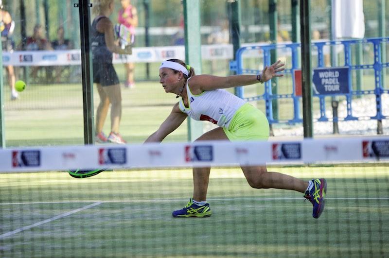 Carolina Navarro WPT Malaga