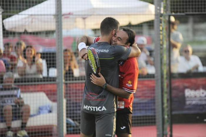 Final World Padel Tour Challenger Madrid