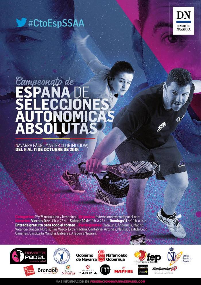 Campeonato de España de selecciones de CCAA absolutas