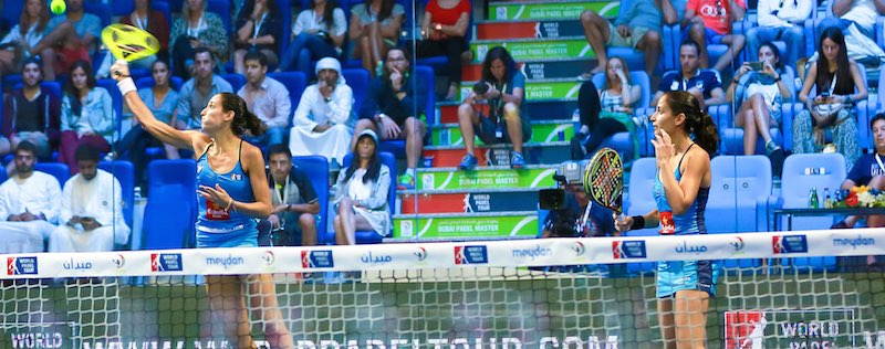 Partidos completos Master World Padel Tour Dubai 2015