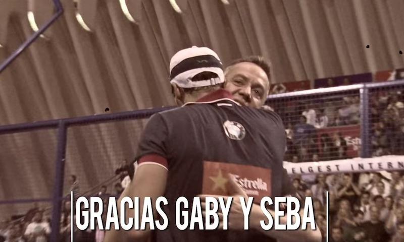 Vídeo homenaje a Gaby Reca y Seba Nerone