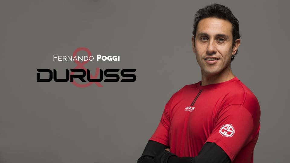 Fernando Poggi, nuevo jugador Duruss Padel