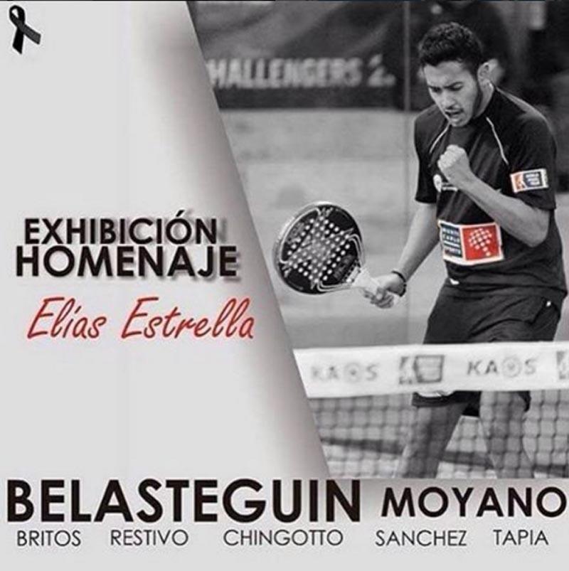 Así fue el homenaje a Elias Estrella en Argentina