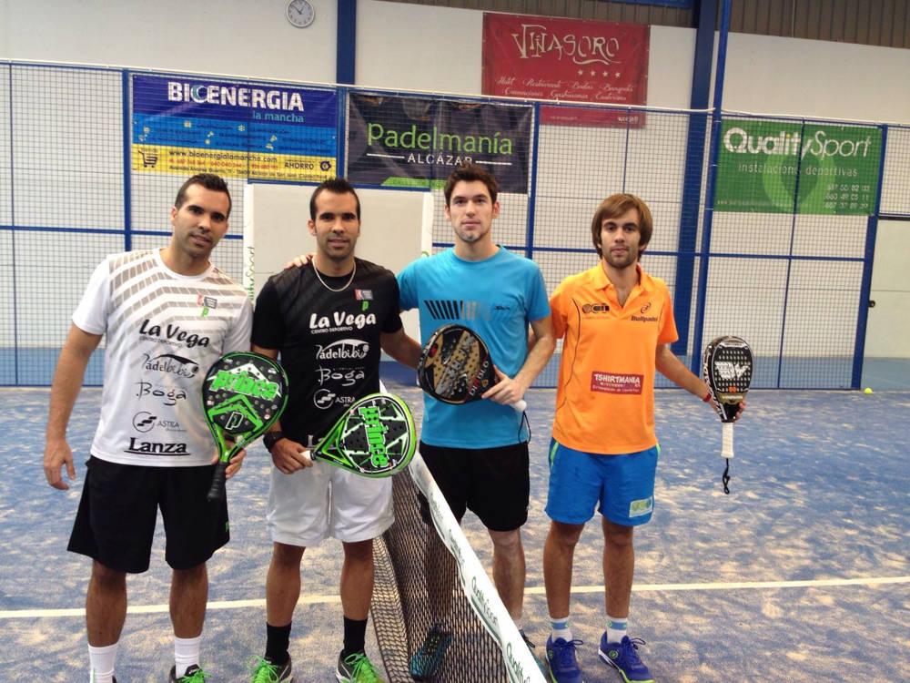 Tony Cardona inicia la temporada con su primer triunfo en el Torneo Federado Absoluto de Castilla La Mancha