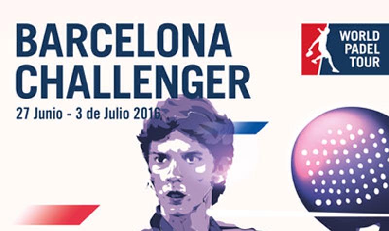 JOMA, patrocinador oficial de los Challenger World Padel Tour
