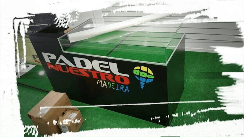 Padel Nuestro comienza su expansión internacional en Portugal
