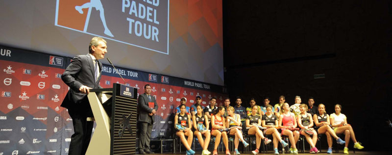 Calendario Oficial World Padel Tour 2016